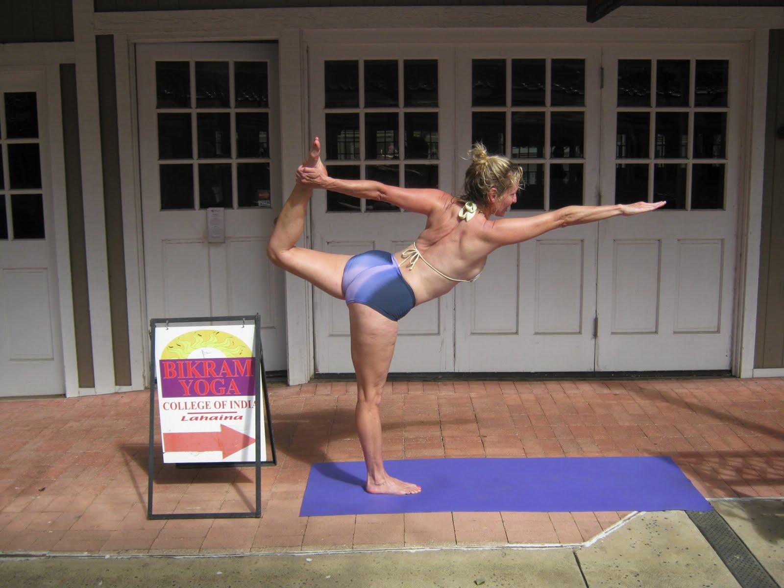 Jen S Workout Diary Bikram Yoga Maui Dr Wayne Dyer