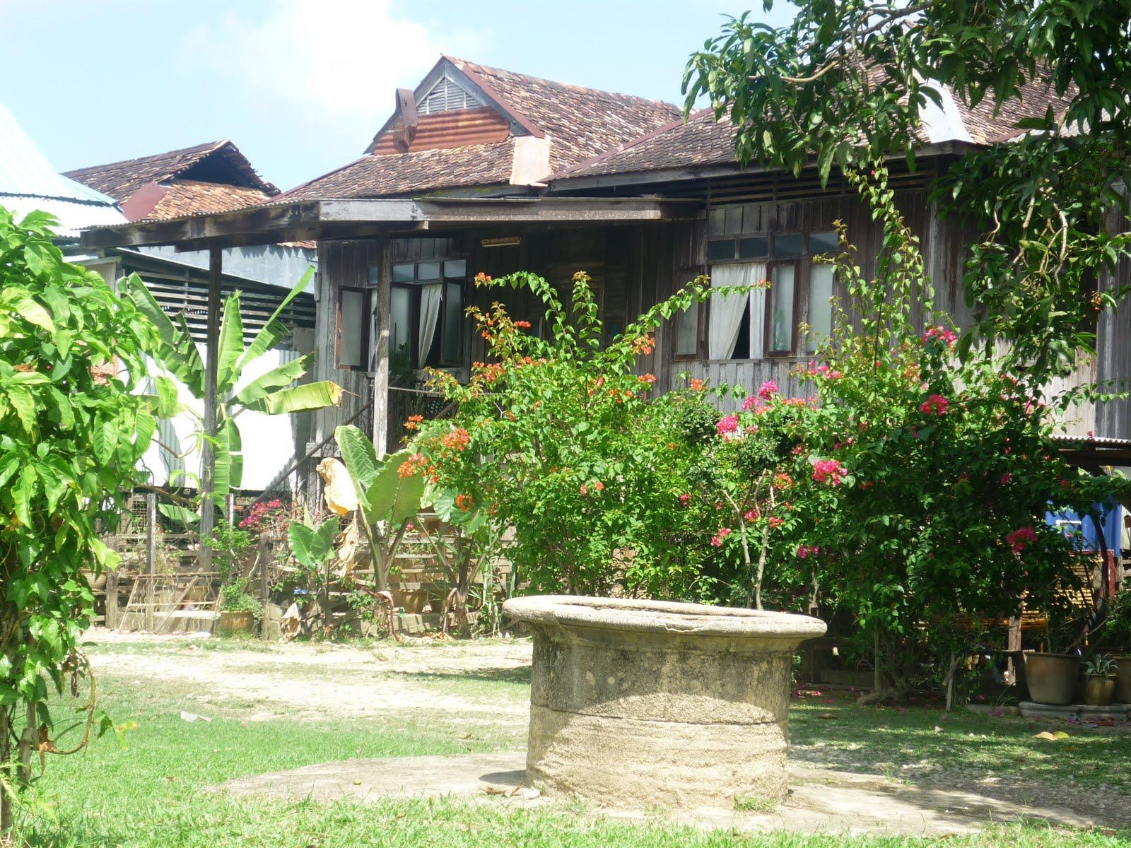 Amat Menarik Dan Begitu Berstruktur Sekali Morforlogi Penempatan Kampung Terutamanya Di Kawasan Lembah Kelantan U Gajah Pantai Dasar