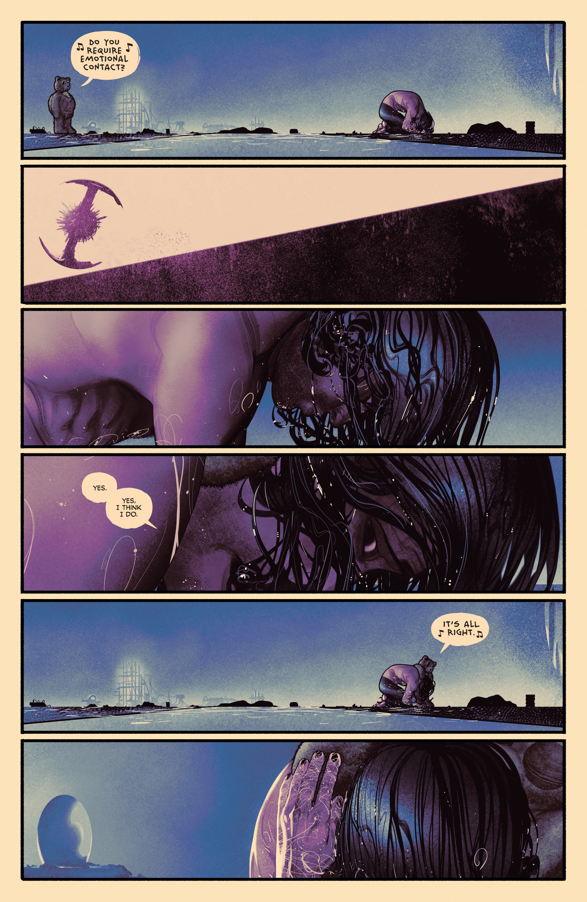 Read online Annihilator comic -  Issue #4 - 14
