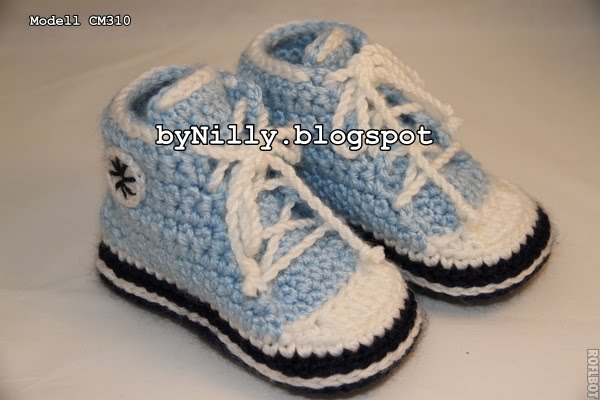 By Nilly Style Jungen Babyschuhe Cm310