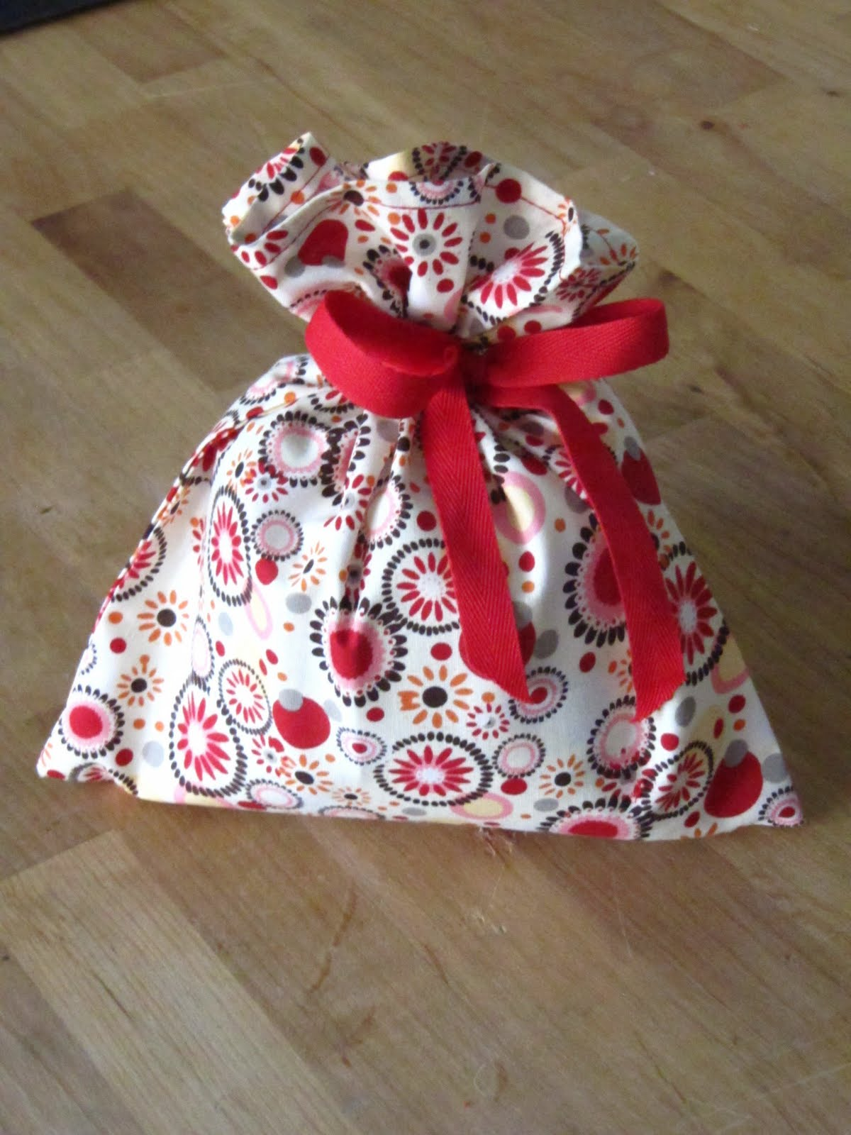 Sew Many Ways...: Tool Time Tuesday...Handmade Fabric Gift ...