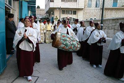 La celebración de la Epifanía en Belén - 6 de enero 2