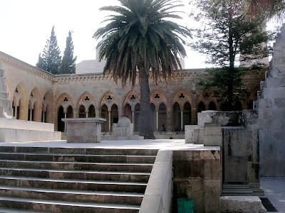 Iglesia del Pater Noster, Monte de los Olivos - Jerusalén 4