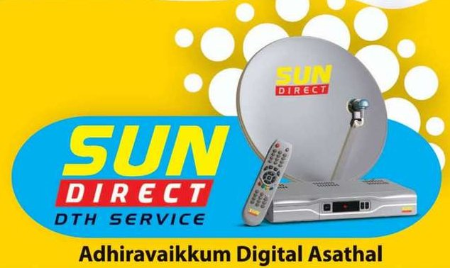 DTH Dish TV Options in India