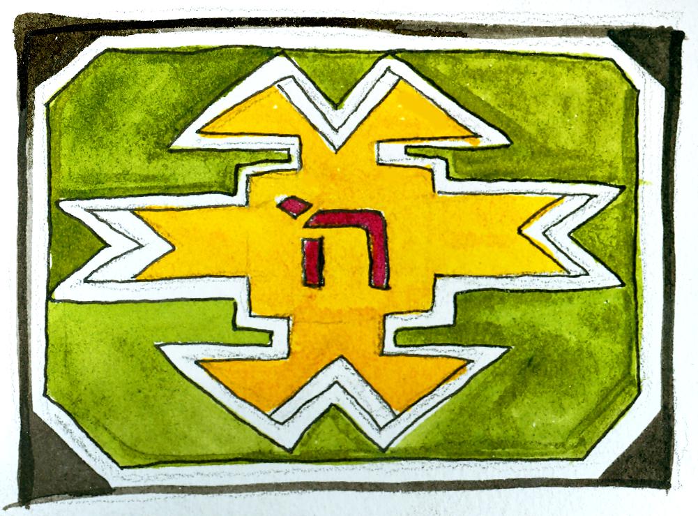 Ndebele Series Stephanie Mckee Art