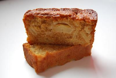 Cake Aux Pommes Et Cannelle De Sophie