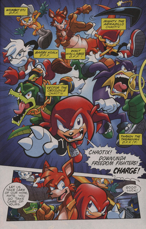 Read online Sonic Universe comic -  Issue #12 - 8