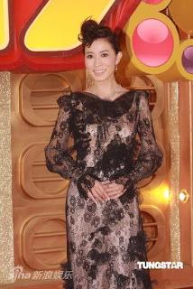 hyn5 @ 幸而城 Fortunate City: TVB 43rd Anniversary Light