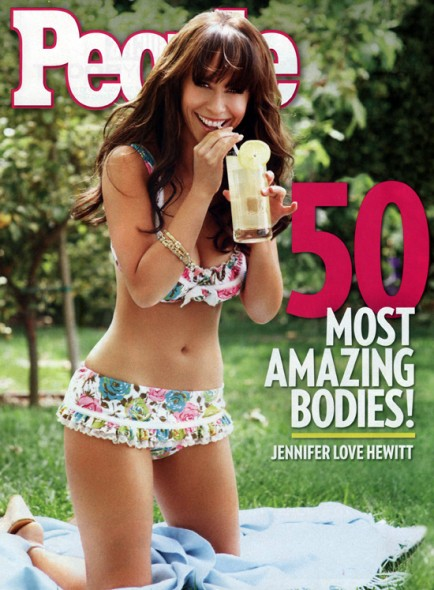 Can Jennifer love hewitt naked body out