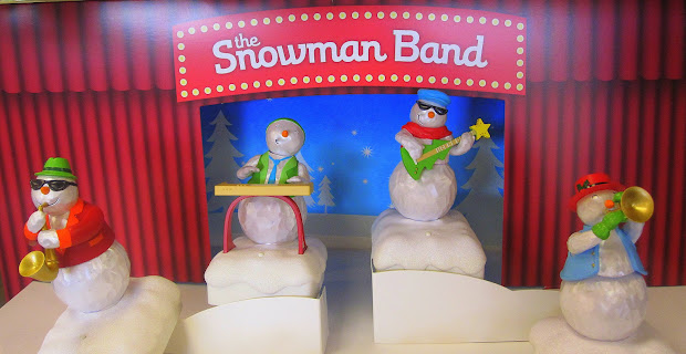 Chicago And India Day 14 Snowman Band