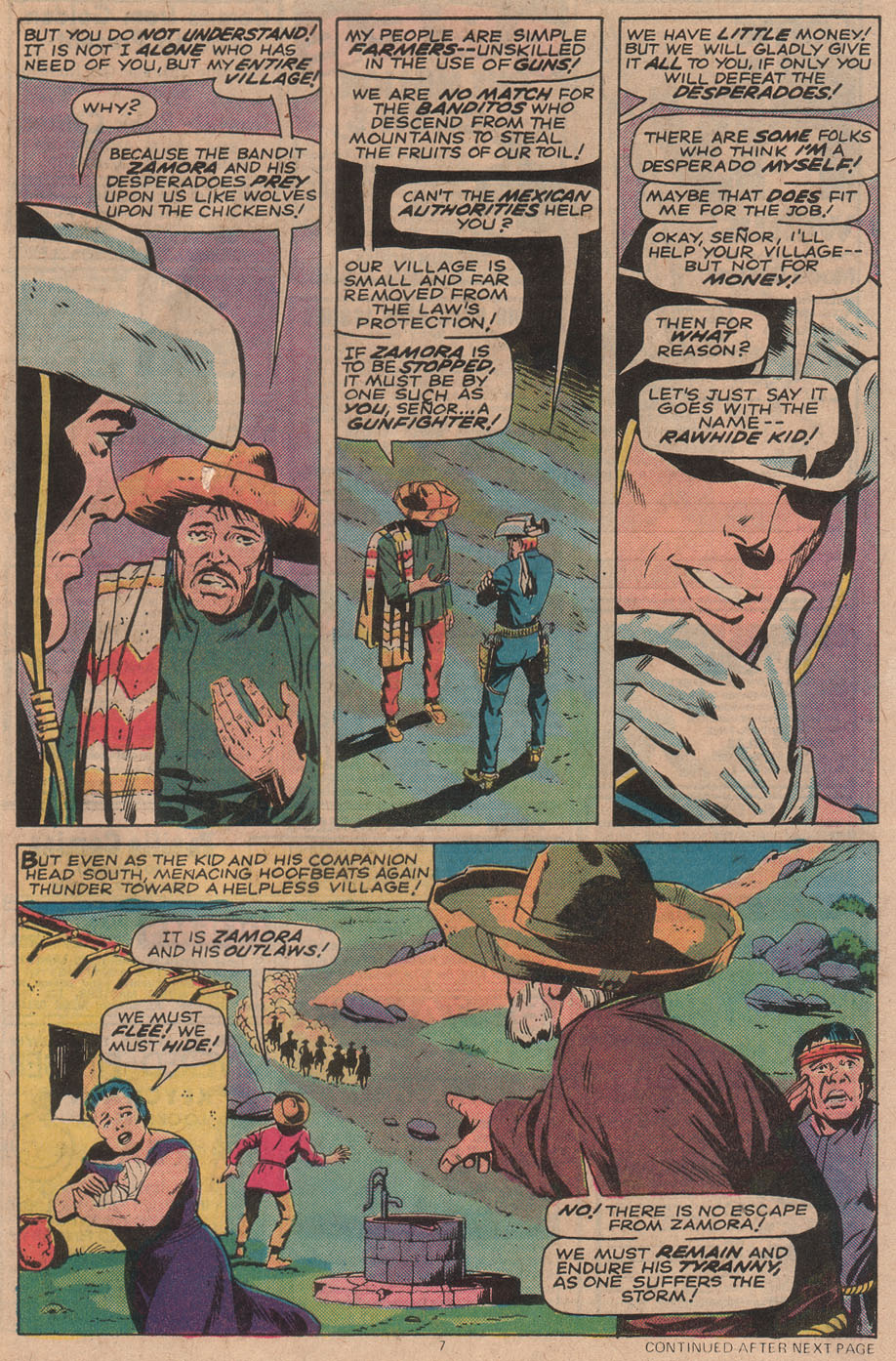 The Rawhide Kid (1955) issue 142 - Page 9