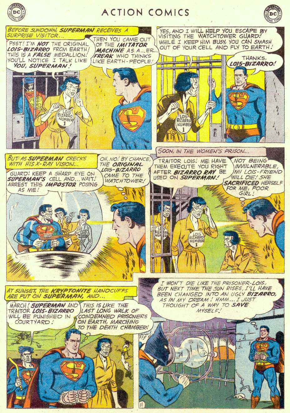 Read online Action Comics (1938) comic -  Issue #264 - 13