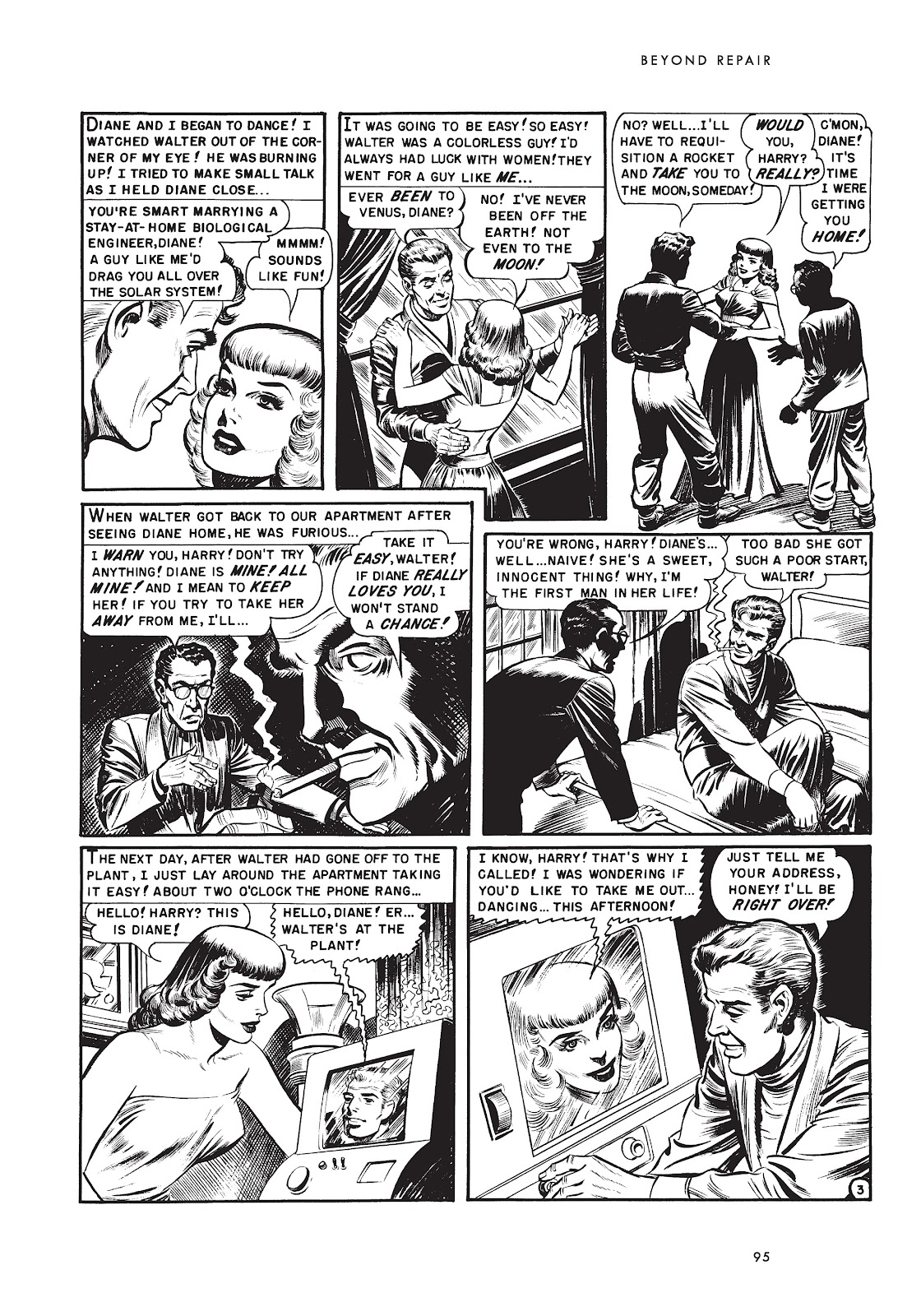 Read online The Martian Monster and Other Stories comic -  Issue # TPB (Part 2) - 10