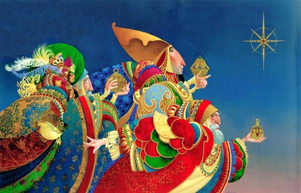 Lisa Loves Holidays: Three Kings Day~January 6th
