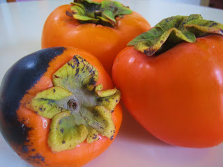 There Is Something Of An Art To Picking And Eating Persimmons Though The Number Varietals Are Small Compared Other Fruits In Season This Time Year