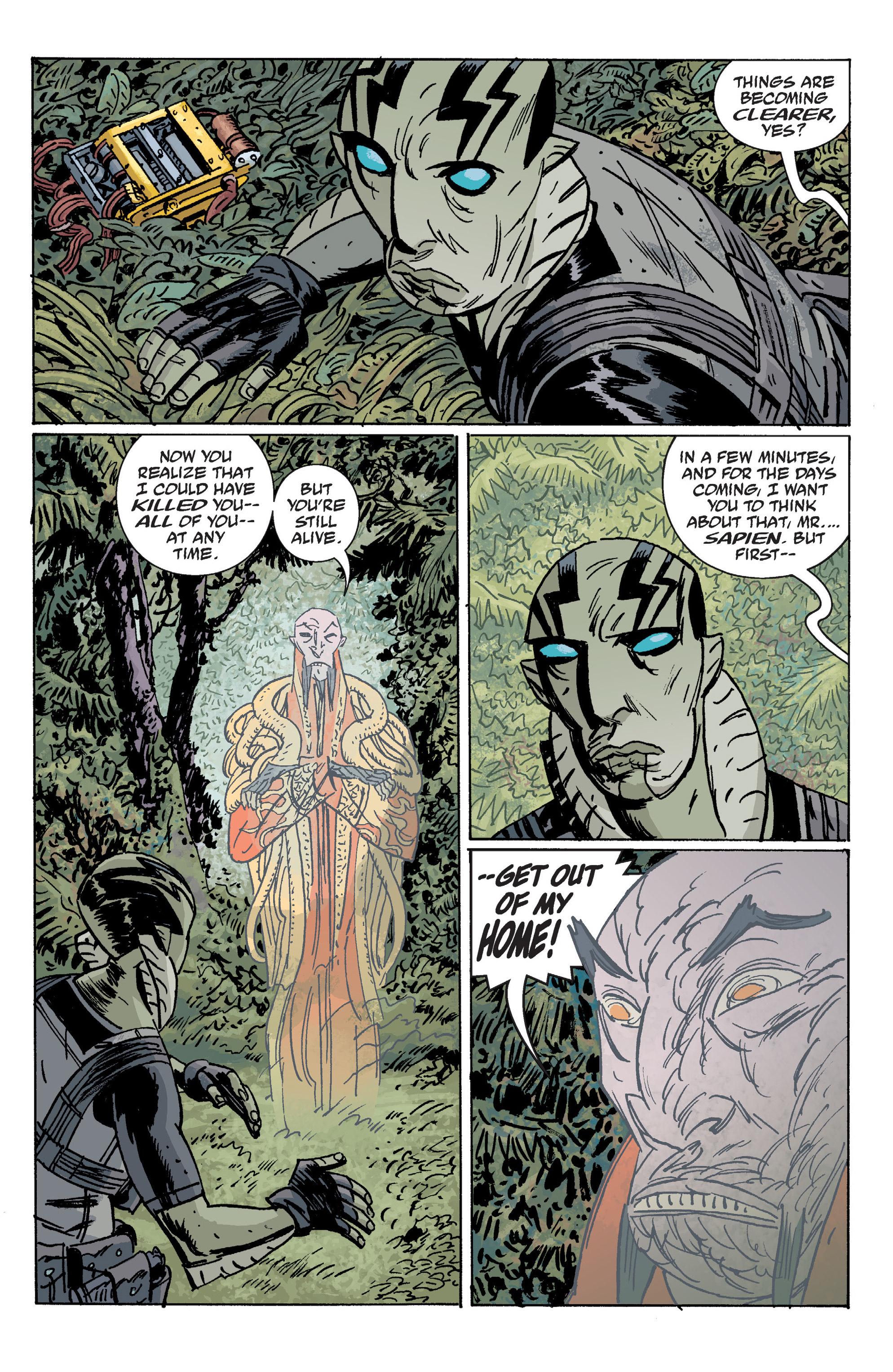 Read online B.P.R.D. (2003) comic -  Issue # TPB 10 - 63
