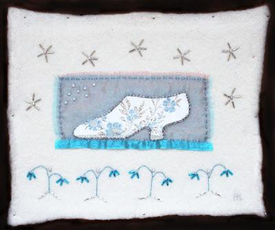 Hellevi Lovén: Talvikeijun kenkä