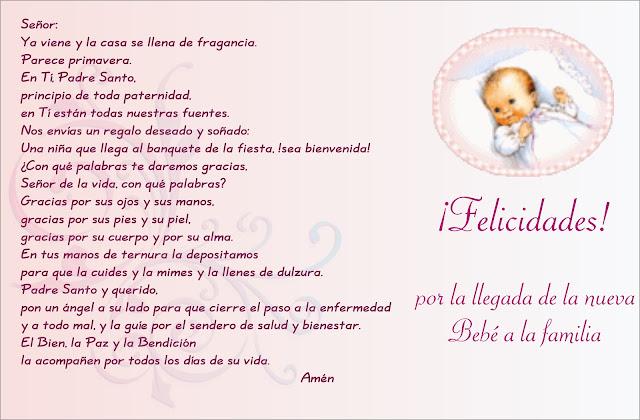 Frases Para Llegada Nuevo Bebé Imagui