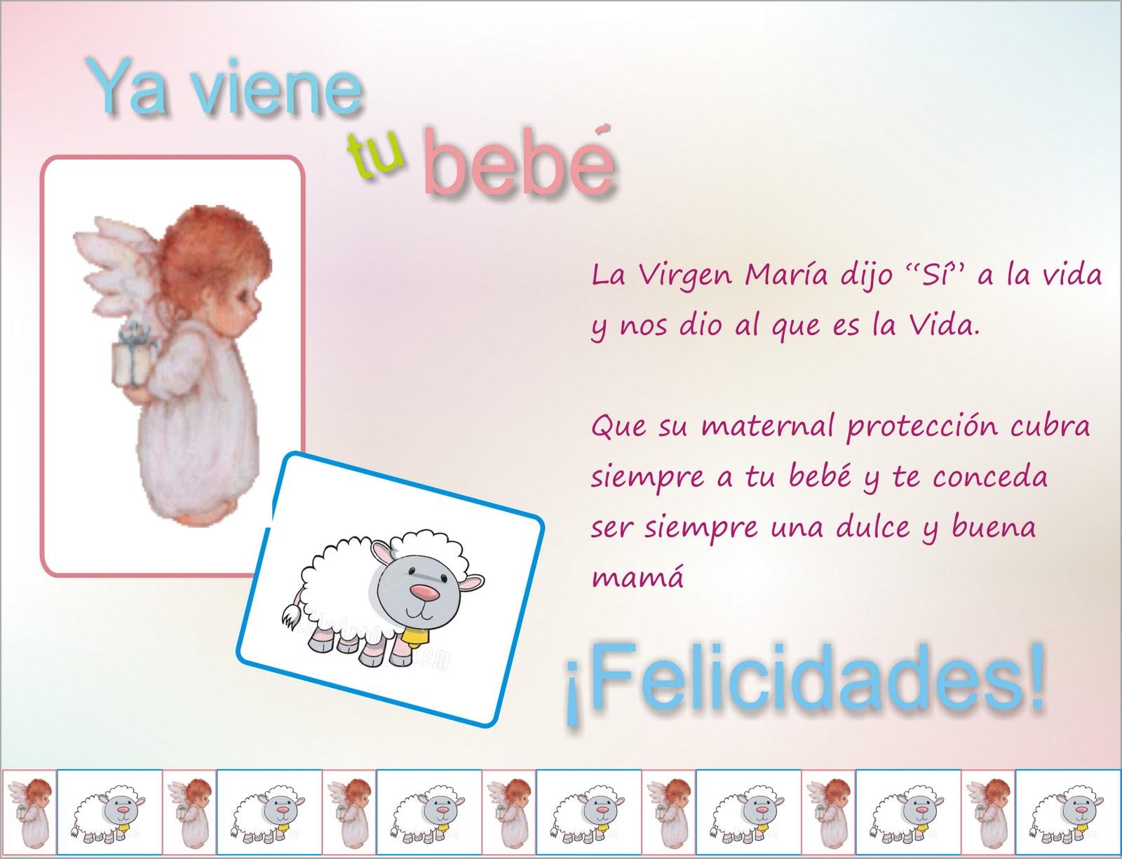 Frases De Felicitaciones A La Llegada De Un Bebé Imagui