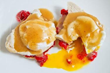 Thanksgiving Eggs Benedict