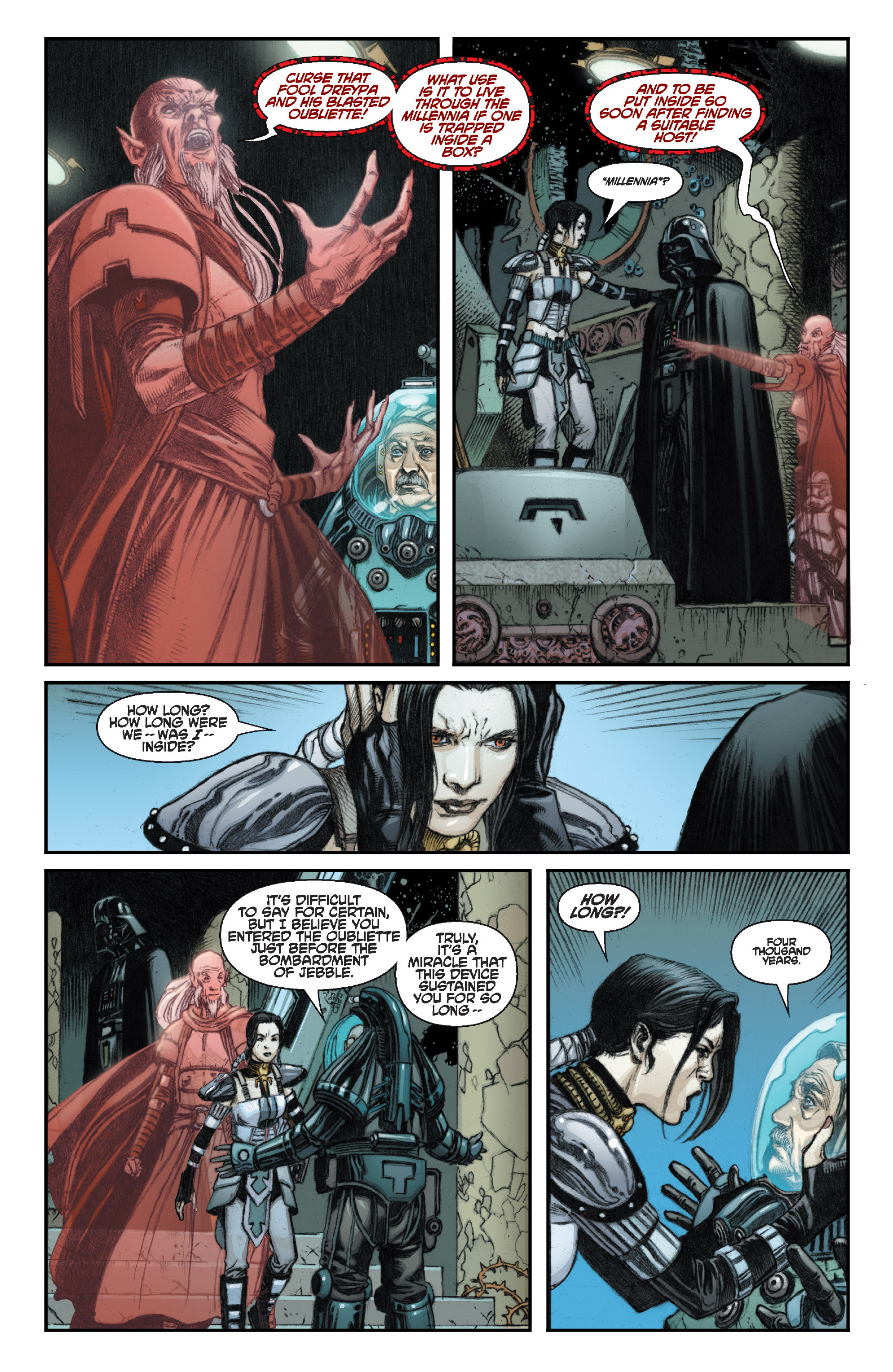 Read online Star Wars Omnibus comic -  Issue # Vol. 31 - 297
