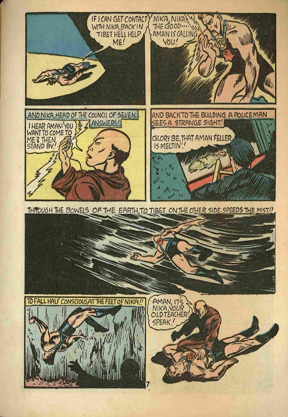 Stars and Stripes Comics issue 2 - Page 9