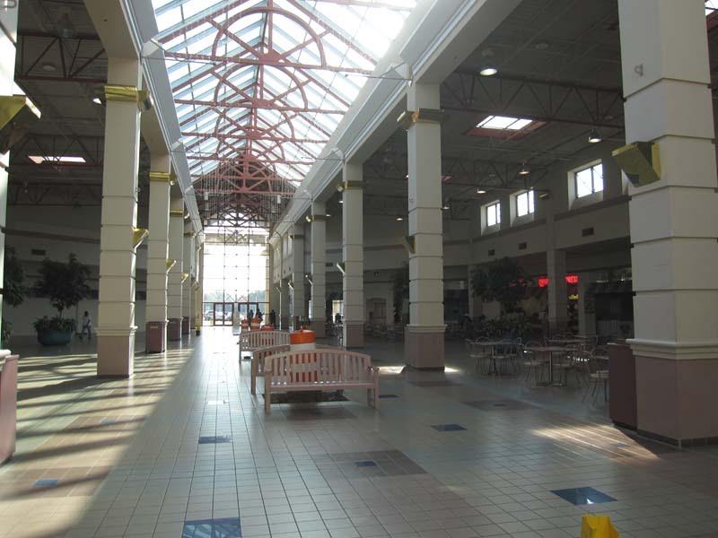 Sky City Retail History McFarland Mall Tuscaloosa AL