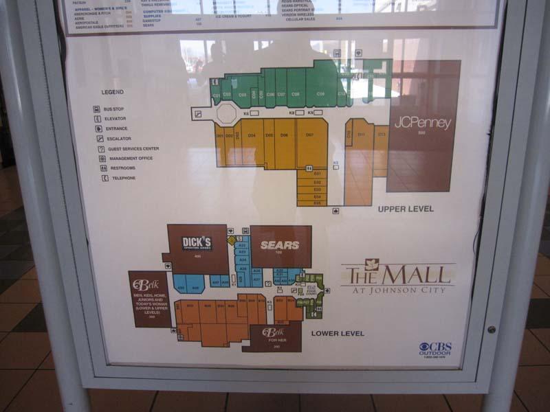 Sky City Retail History The Mall At Johnson City Miracle Mall Johnson City Tn