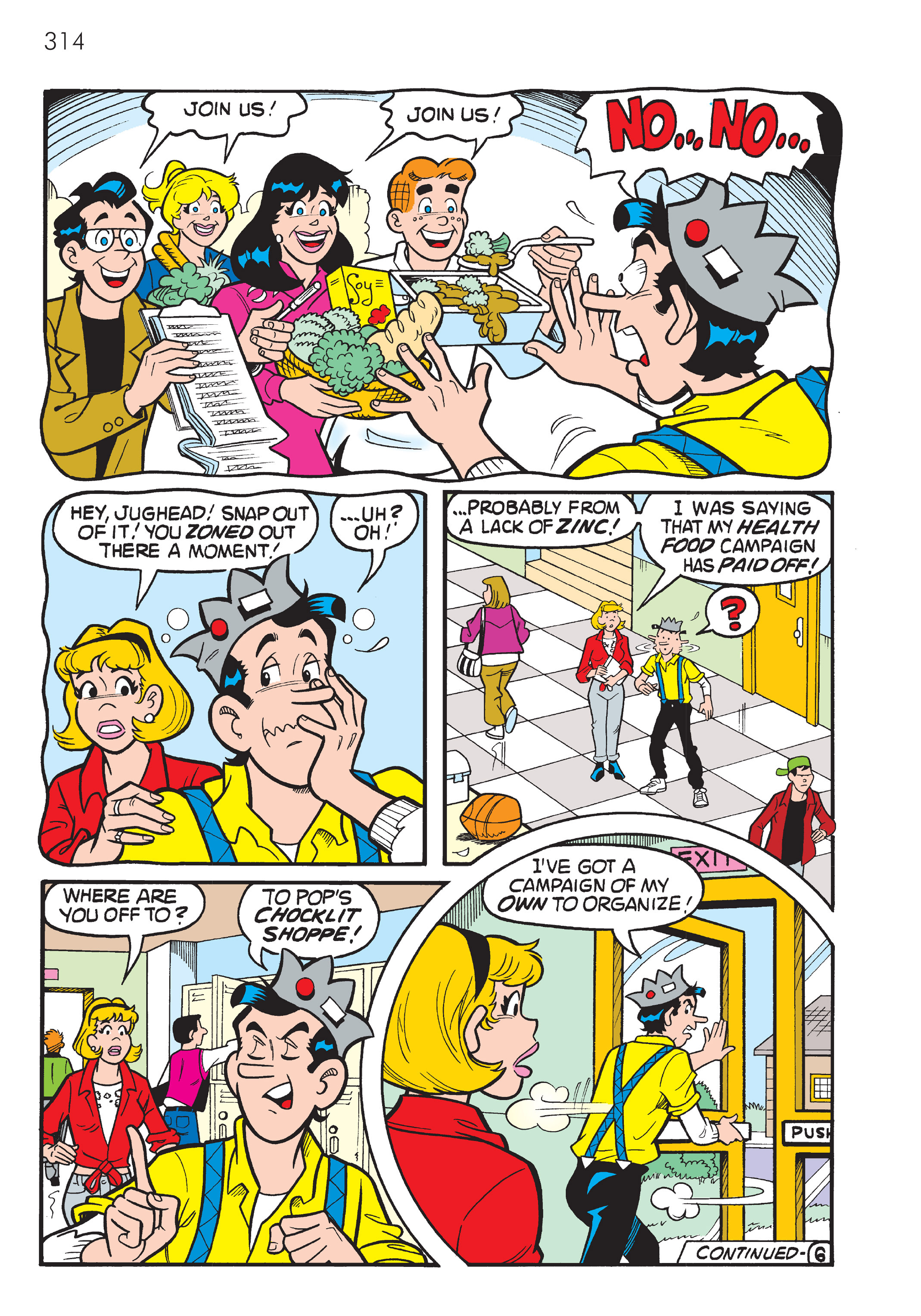 Read online The Best of Archie Comics comic -  Issue # TPB 4 (Part 2) - 104