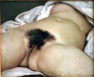La obra de Gustave Courbet, de 1866