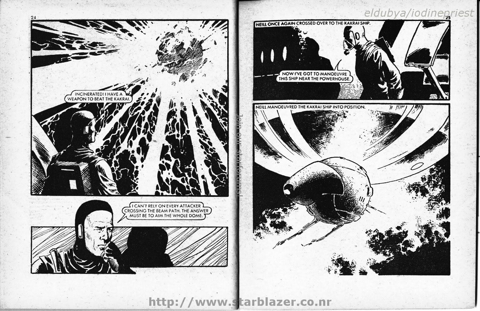 Starblazer issue 59 - Page 14