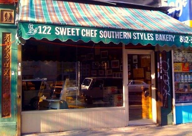 H A R L E M B E S P O K E ☞ Eat Sweet Chef Southern