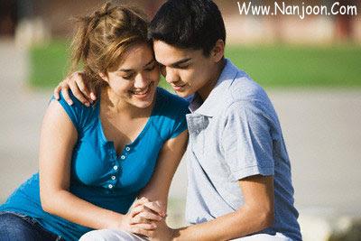 http://www.nanjoon.com  عشق را شما چگونه تفسیر می کنید؟