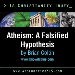essay atheism a falsified hypothesis by brian colon  essay atheism a falsified hypothesis by brian colon