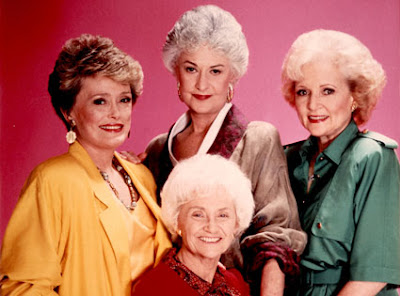 Spanish Golden Girls