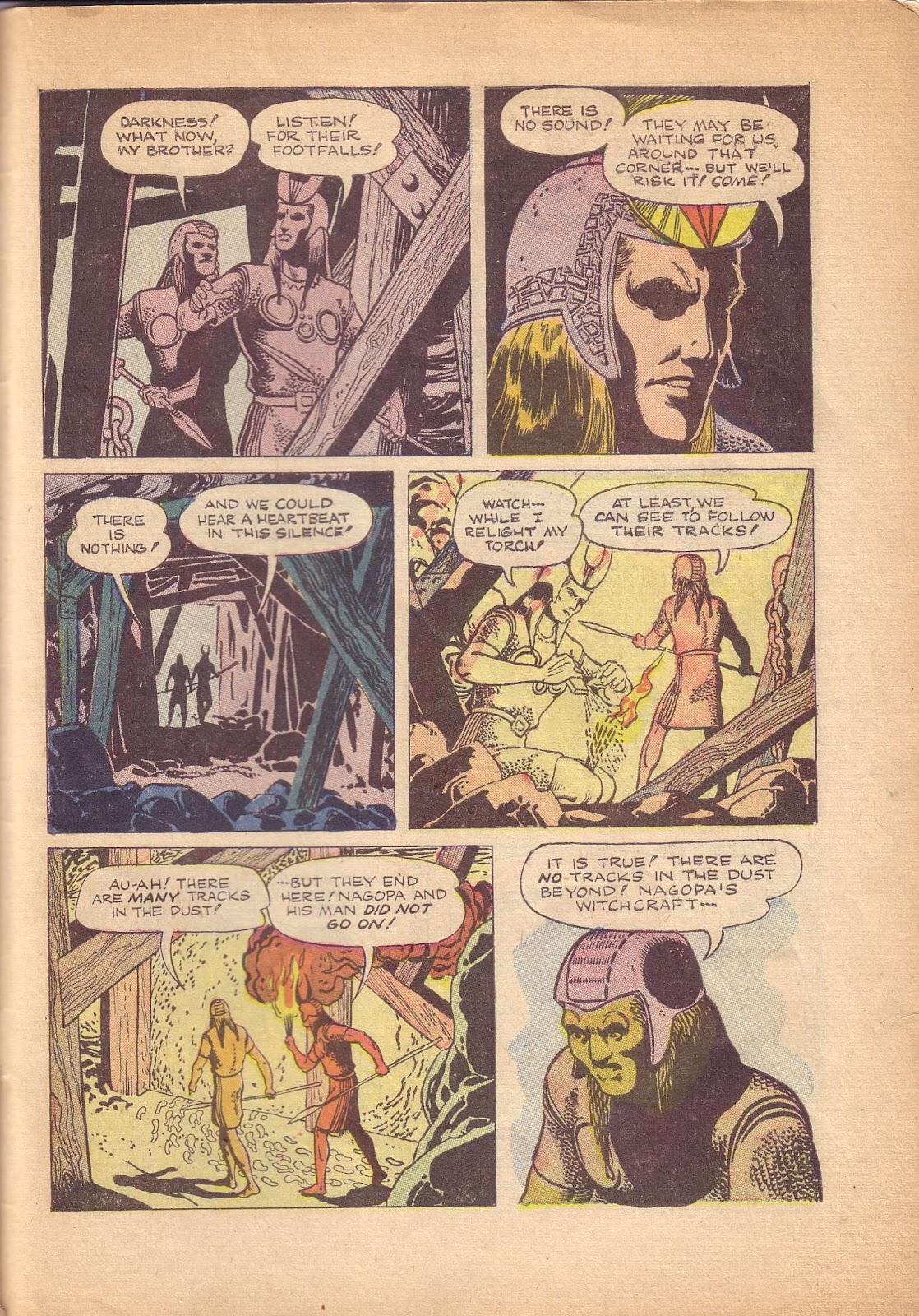 Tarzan (1948) issue 50 - Page 47