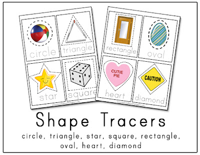 Shape Tracers