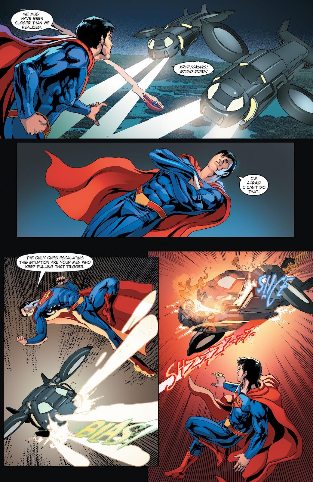 Read online Smallville Season 11 [II] comic -  Issue # TPB 4 - 63