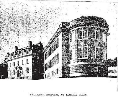 Remember Jamaica Plain?: Faulkner Hospital Opens