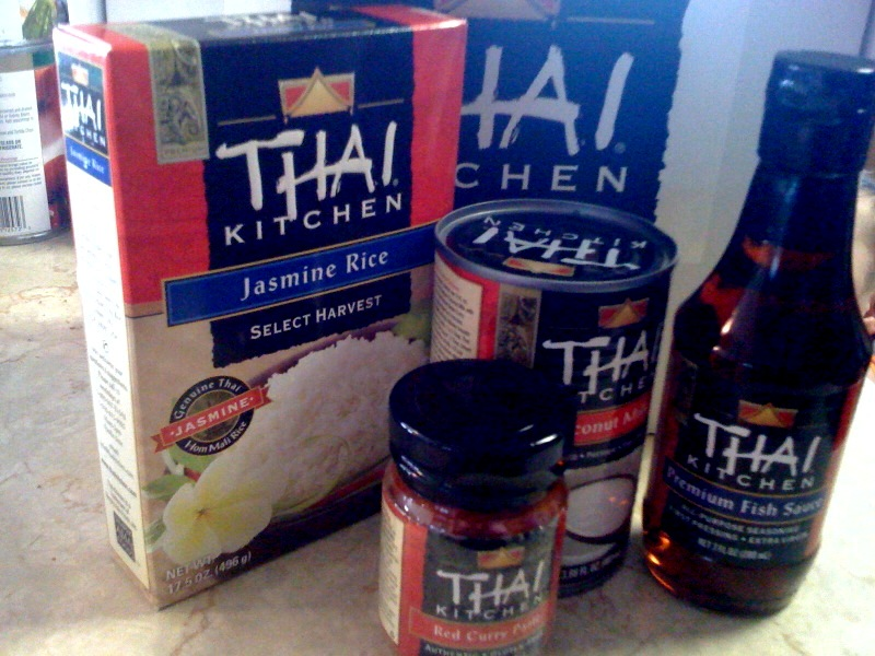 Review Of Thai Kitchen Products