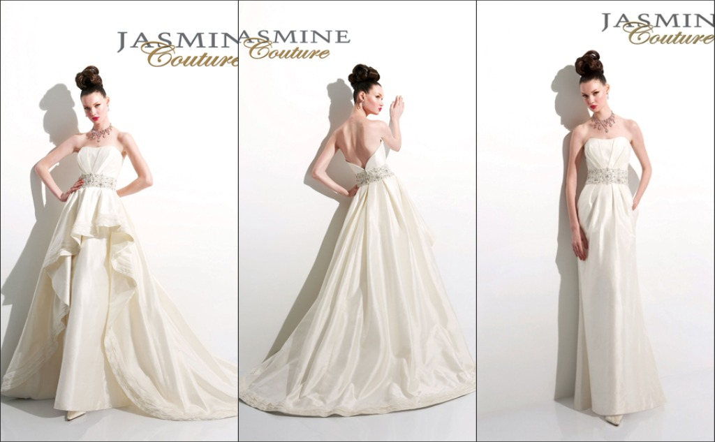 Bridal Must Have Convertible Wedding Gown David S Two In One Dresses