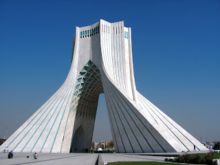 9 Days In Iran - diary of speaker in Iran 5
