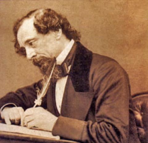 charles dickens La hormiga eléctrica   Charles Dickens