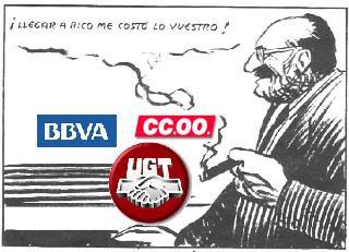 Resultado de imagen de pensiones privadas de CC OO y UGT