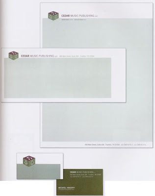 graphic design 3200 spring 2011 think stationery sets and envelope