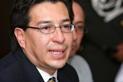Fánder Falconí, victima de secuestro exprés