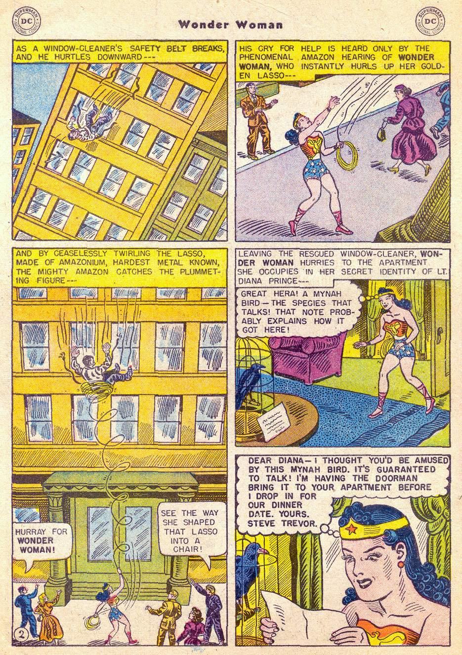 Read online Wonder Woman (1942) comic -  Issue #76 - 4