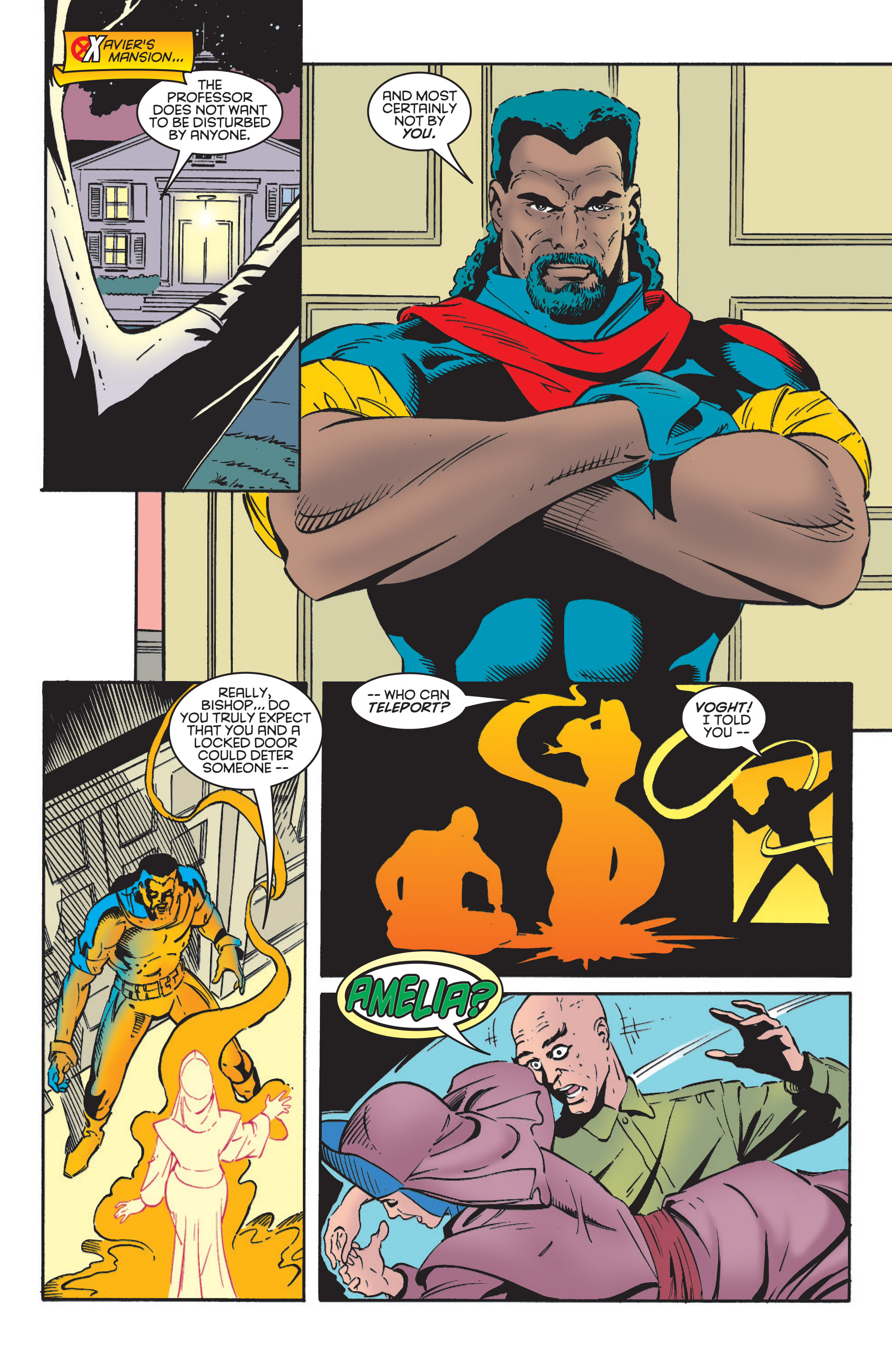 X-Men (1991) 43 Page 10