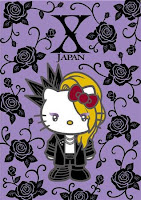 Visual-kei Kitty - Xjapan