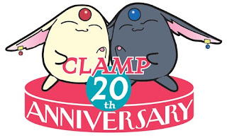 Clamp 20 aniversario - Clamp 20th anniversary - Europa